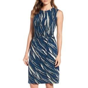 NIC+ZOE Tiger Lily Twist Dress (NWT)